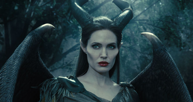 look of maleficent