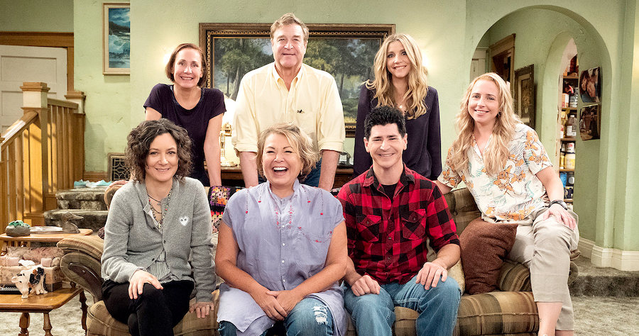 Get a first look at the much-anticipated return of Roseanne