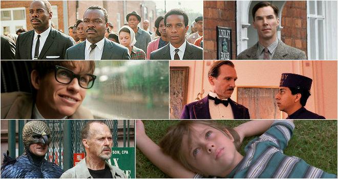 oscars 2015 nominees