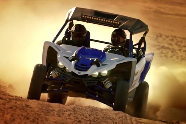 【ビデオ】ヤマハ、2人乗りピュアスポーツモデル「YXZ1000R」を北米市場などで販売開始