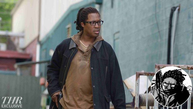 the walking dead, heath, corey hawkins