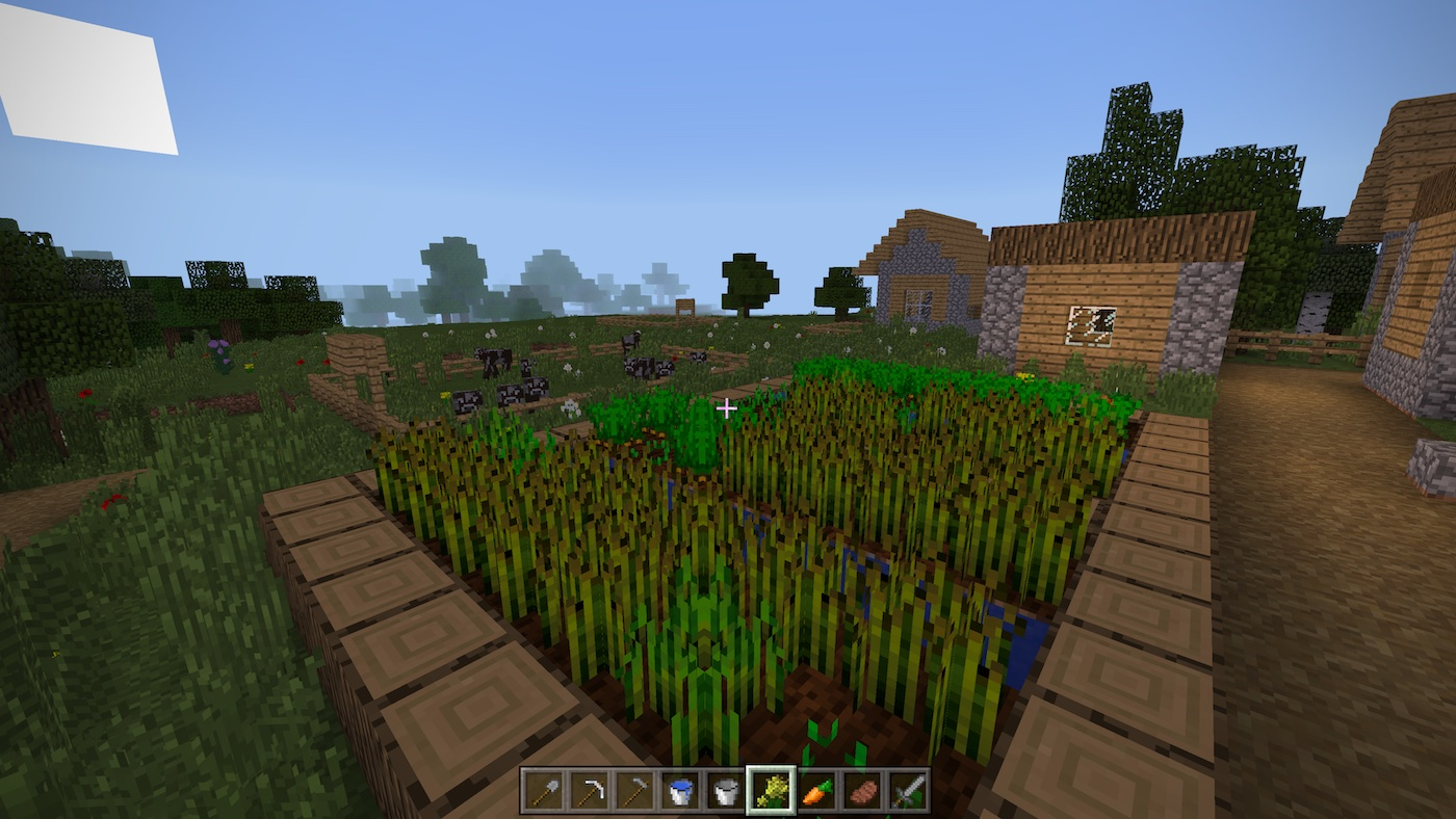 Minecraft\u0027 looks like a completely different game in 4K