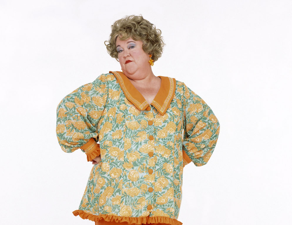 BPJM6P KATHY KINNEY THE DREW CAREY SHOW : SEASON 8 (2002)