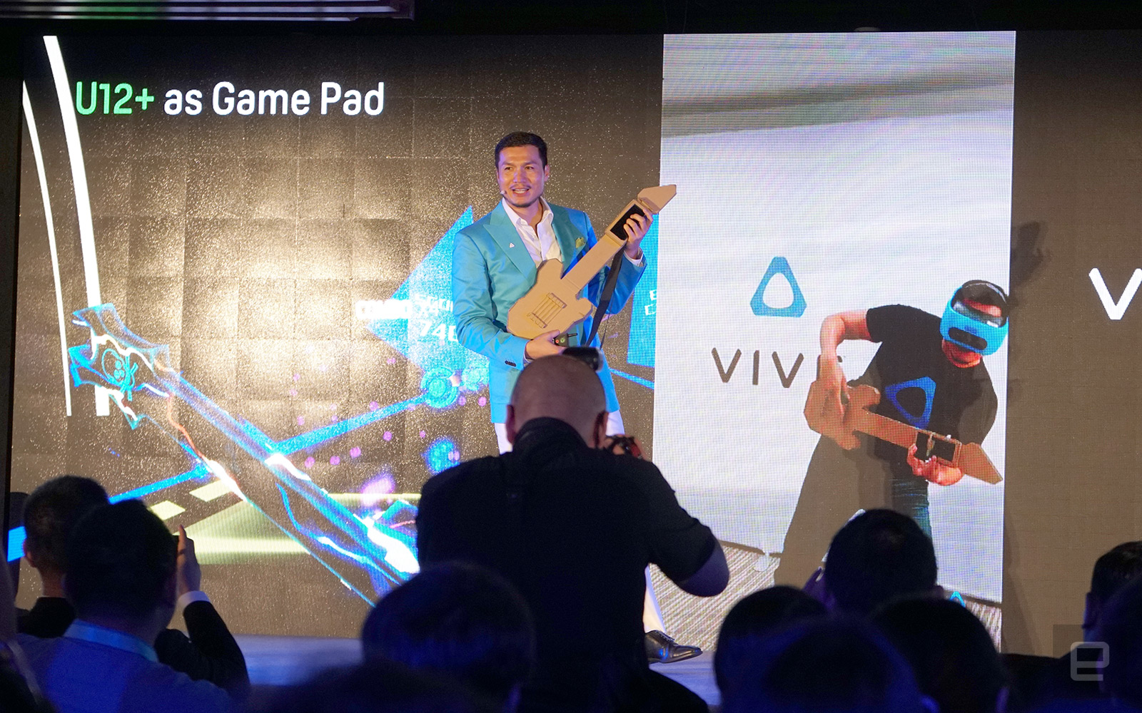 Vive Focus VR update lets you take calls from the real world - F3News