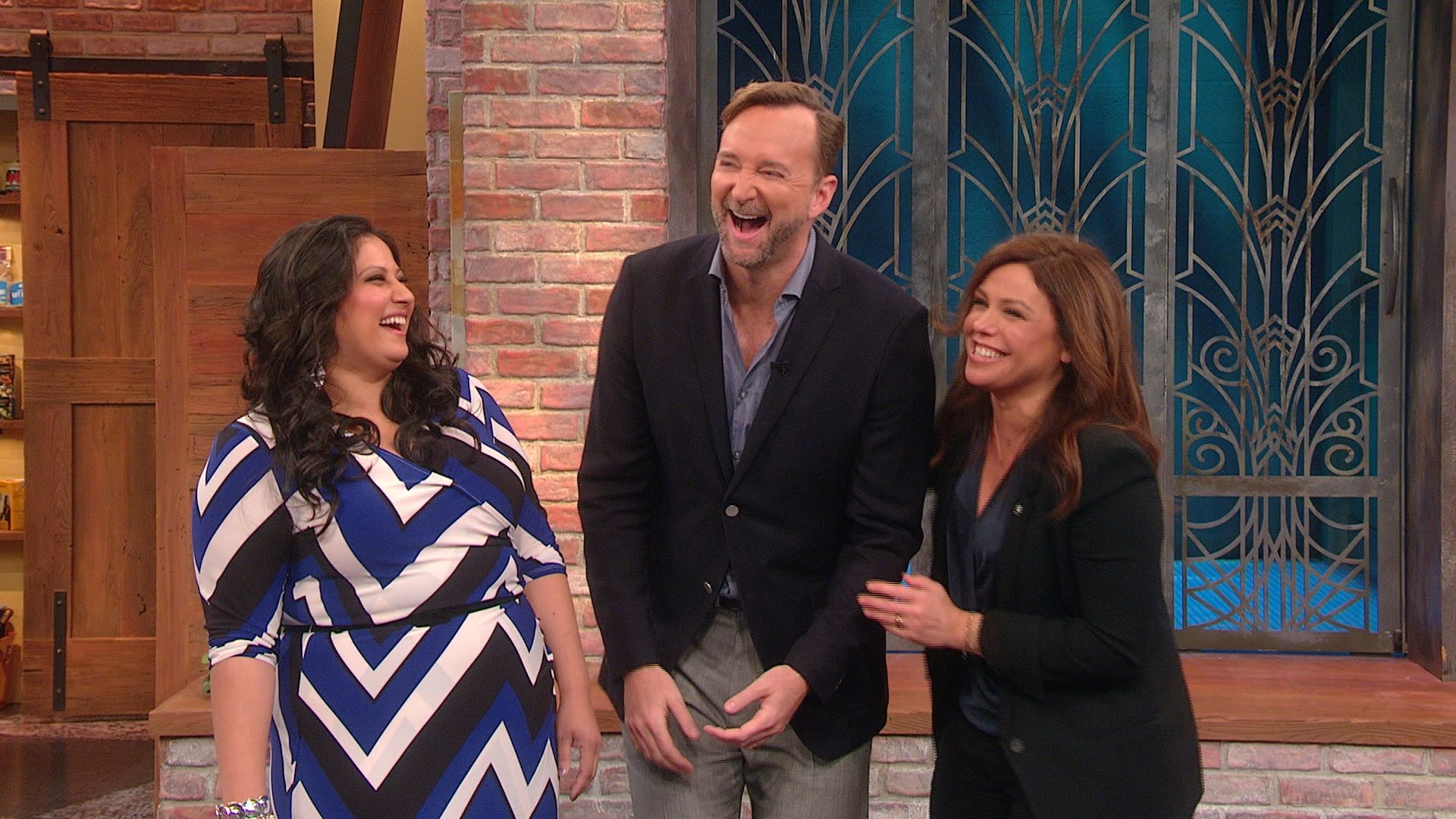 Clinton Kelly Makeover