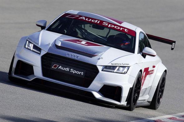 Audi TT Cup racer