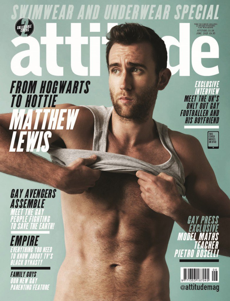 Matthew Lewis, Neville Longbottom, Attitude