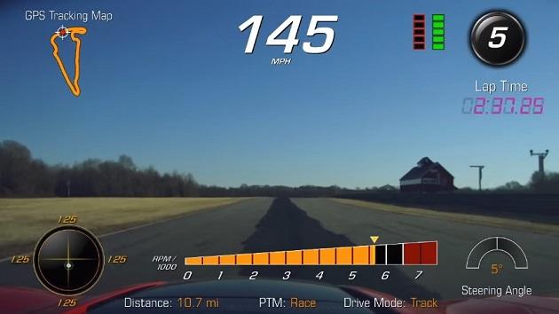【ビデオ】シボレーの新型「コルベットZR1」、バージニア・インターナショナル・レースウェイで市販車最速記録を更新!