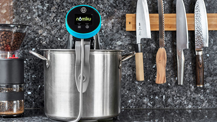 Nomiku Sous Chef Meals | First Look