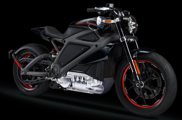 【ビデオ】ハーレー初の電動バイク「プロジェクト・ライブワイヤー」