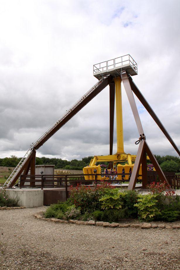 Theme Park tragedy in Ohio