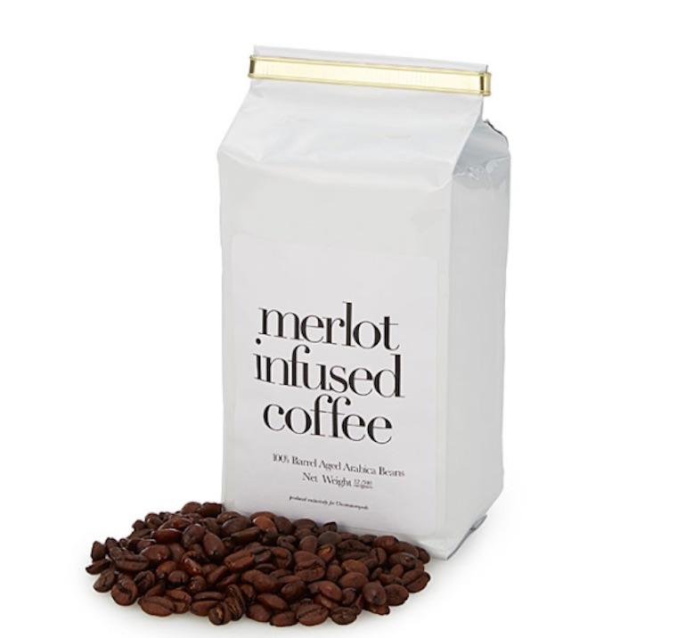 wine-infused coffee
