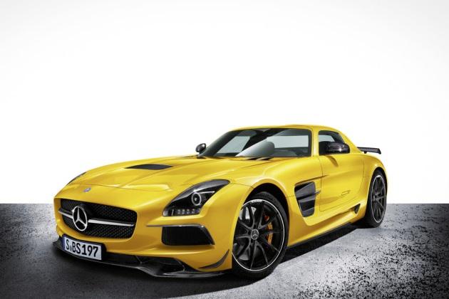 【レポート】メルセデス-AMG、「ブラックシリーズ」の新たなモデルは当面未定