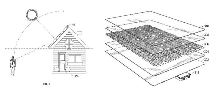 Tesla Patent Application Explains How Its Solar Roof Tiles