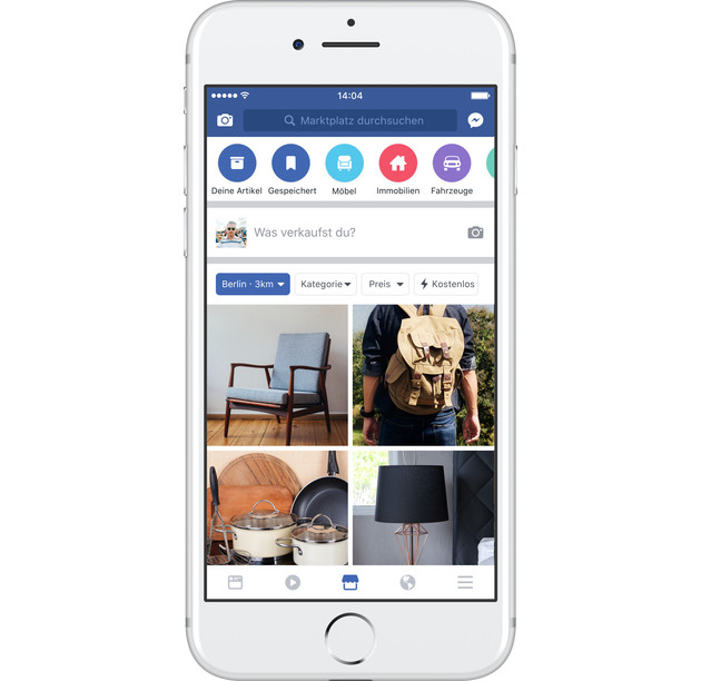 Facebook Marketplace makes its way to 17 European countries
