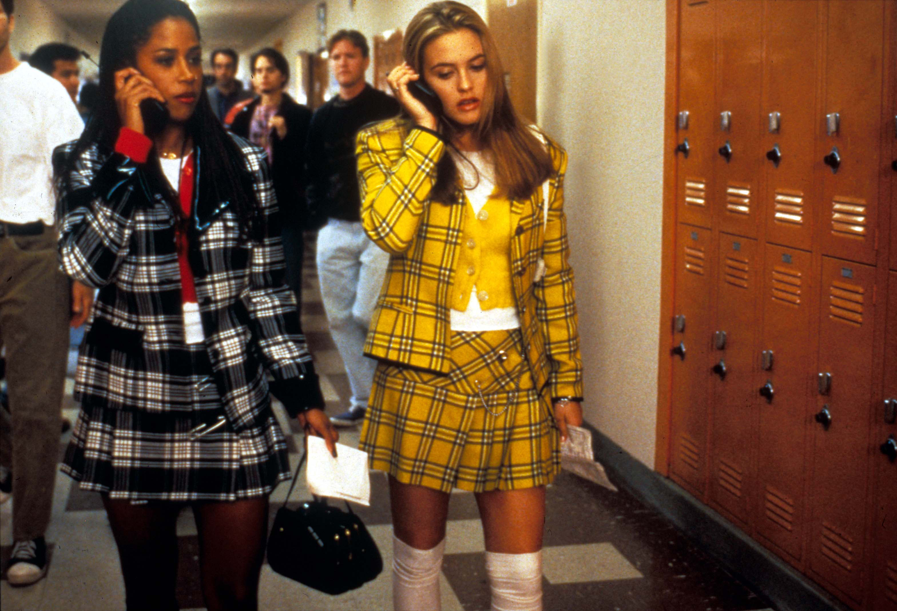 CLUELESS (1995) STACEY DASH, ALICIA SILVERSTONE