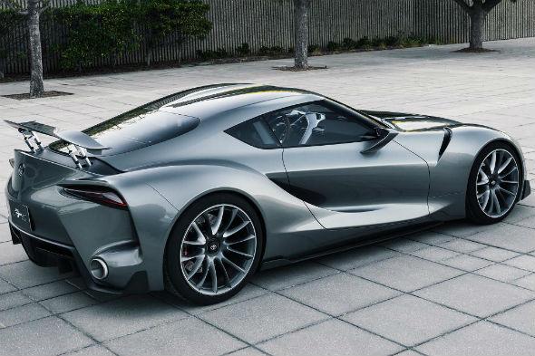 Toyota-BMW sports car