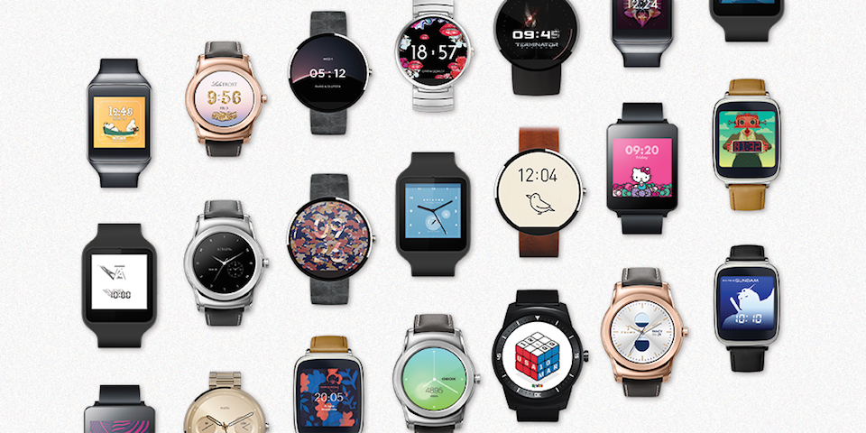 新 Android Wear 的表面包括 Hello Kitty 和 Angry Birds 等