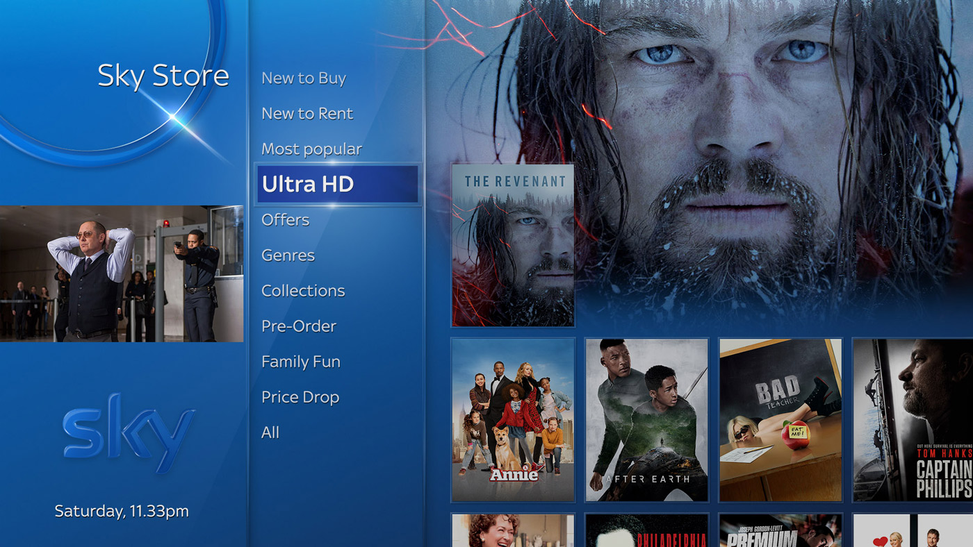 Sky will begin 4K broadcasts on August 13th ilicomm Technology Solutions
