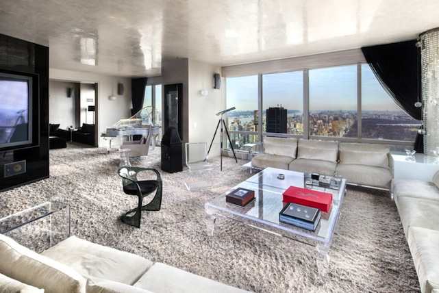 sean diddy combs condo