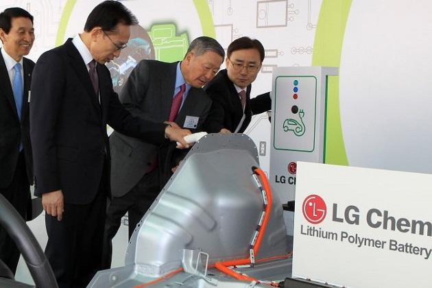 電気自動車用バッテリー業界トップのパナソニックを脅かす韓国LG化学の動き