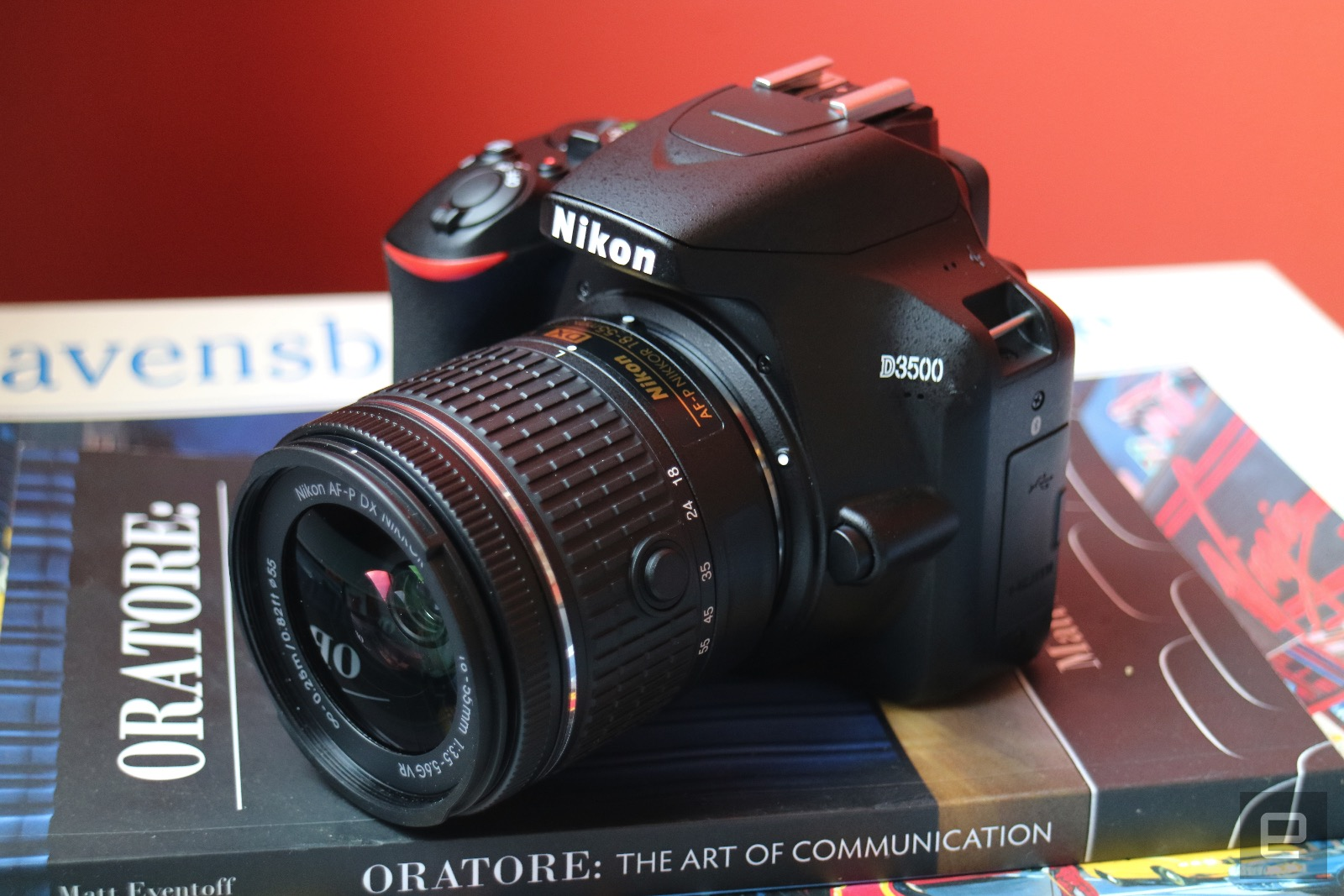 Nikon S D3500 Is A Compact Dslr For Beginners