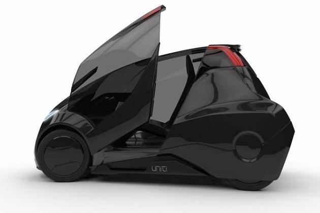 スウェーデンの新興電気自動車メーカーUnitiが、クラウドファンディングで1億4,700万円を調達
