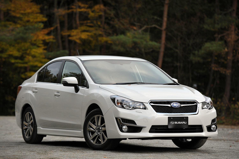 SUBARU Japan New Car Assessment Program