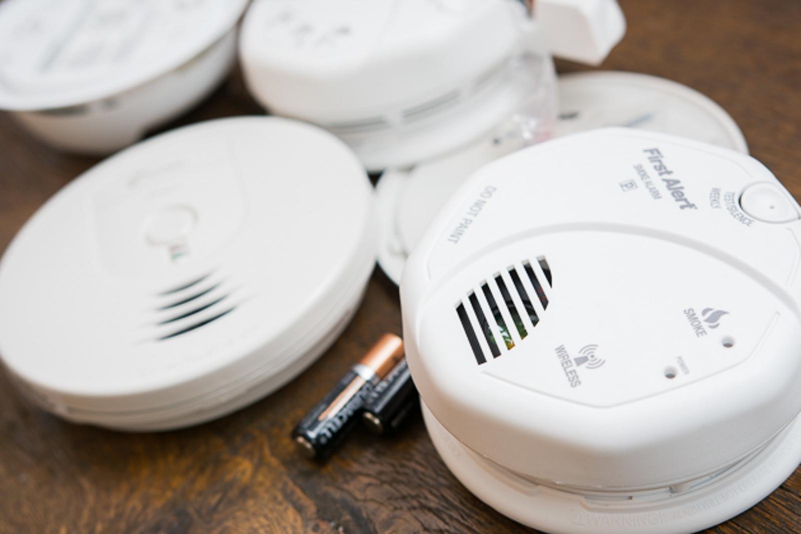 The best basic smoke alarm