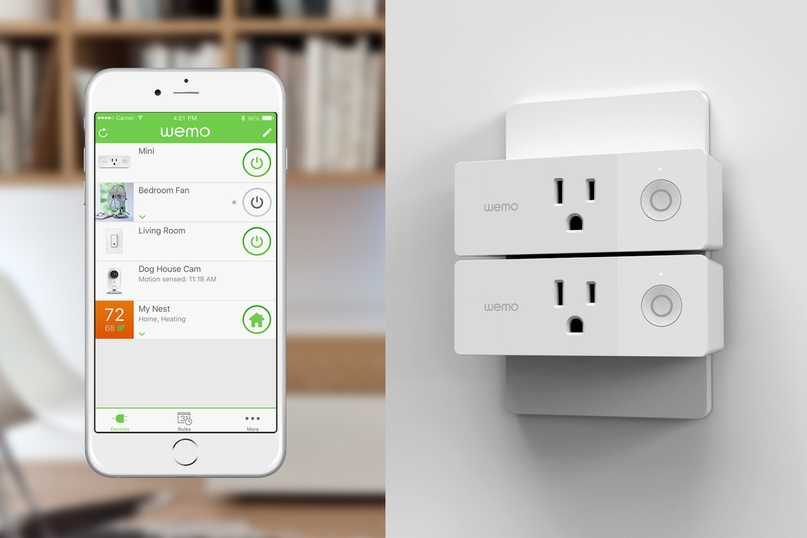 wemo 39 s smart home upgrades include a dimmer switch. Black Bedroom Furniture Sets. Home Design Ideas