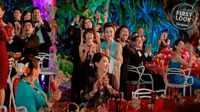 crazy rich asians, constance wu, henry golding, first look