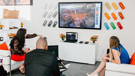 McLaren Senna MSO Bespoke Configurator Experience
