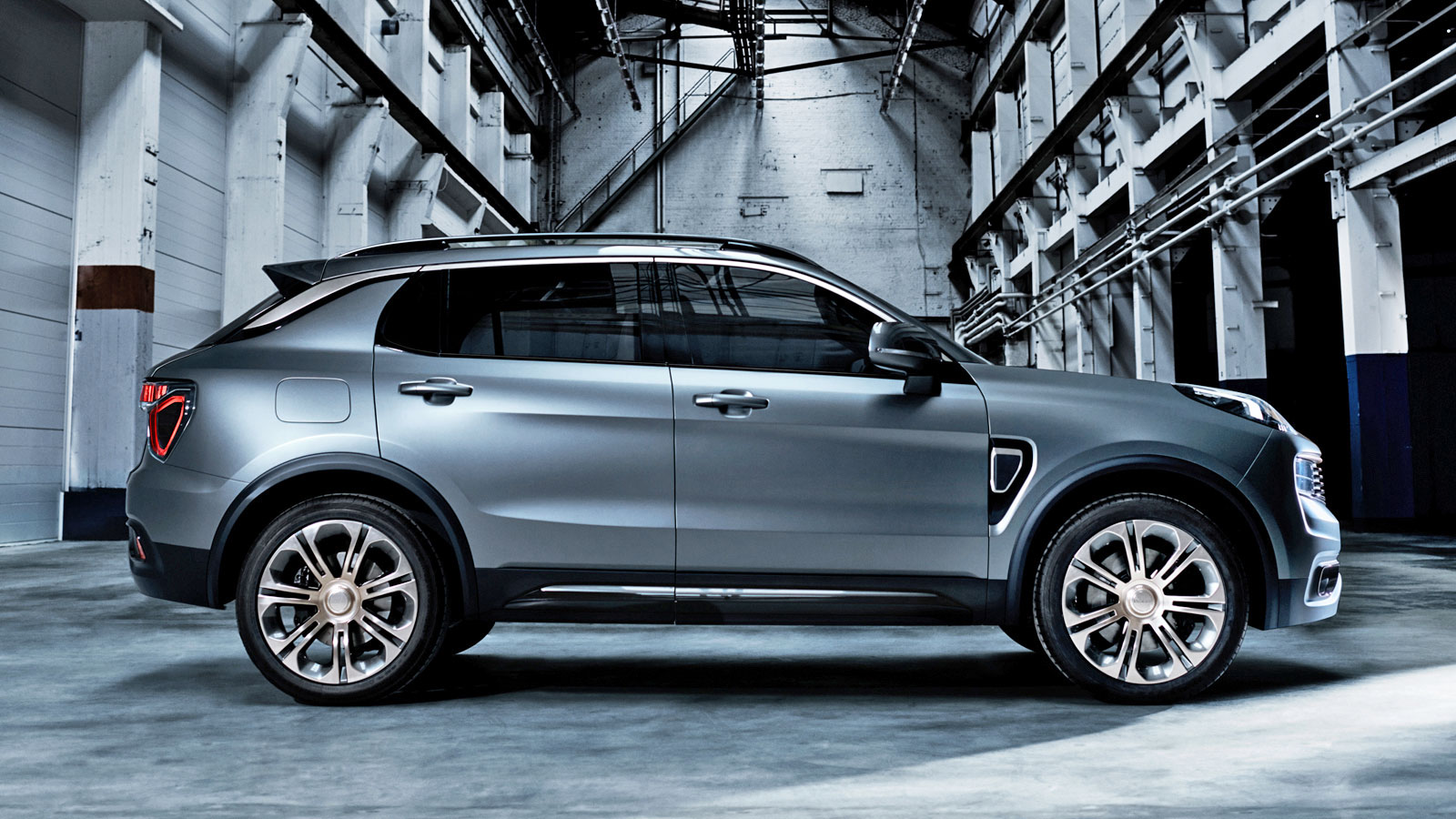 Lynk Amp Co S Ev Is The First Car With A Dedicated App Store