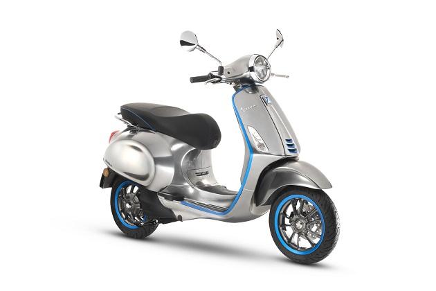 べスパの電気スクーター「Elettrica」、ついに9月からイタリアで生産開始!