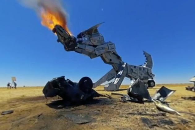 【ビデオ】360度カメラで捉えたクルマの破壊行為の数々!