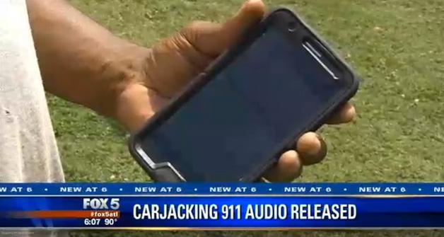 【ビデオ】「それは窃盗? 強盗?」 間抜けな911のオペレーターに批判が殺到