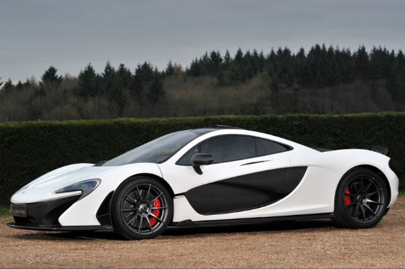 Mclaren P1 Cost >> Ultra Rare Mclaren P1 On Sale For 400k Over List Price Aol