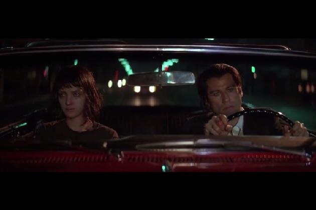 【ビデオ】クエンティン・タランティーノ監督作品に登場する運転シーンのまとめ映像!