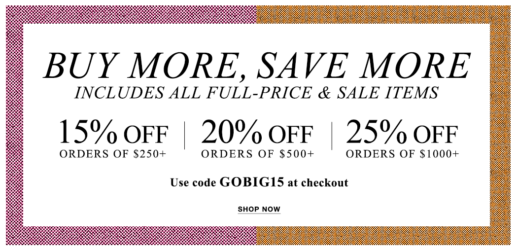 Shopbop Thanksgiving 2015 sale