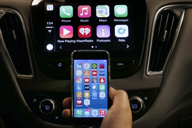 【レポート】アップル「CarPlay」、自動車メーカーの独自アプリにも対応可能に