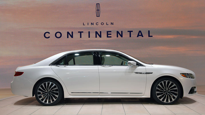 2017 Lincoln Continental Was This Mic Drop Moment Just A Big Flop