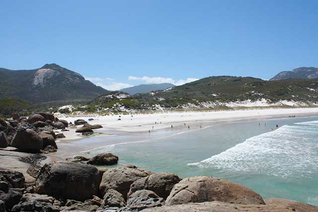 Squeaky Beach, Wilson's Promontory National Park