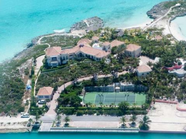 Prince's luxury Caribbean holiday home revealed