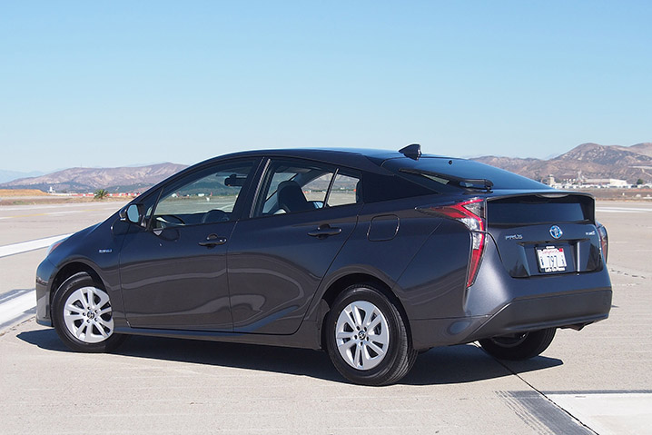 2016 Toyota Prius Two Eco 5dr Hatchback Pricing And Options