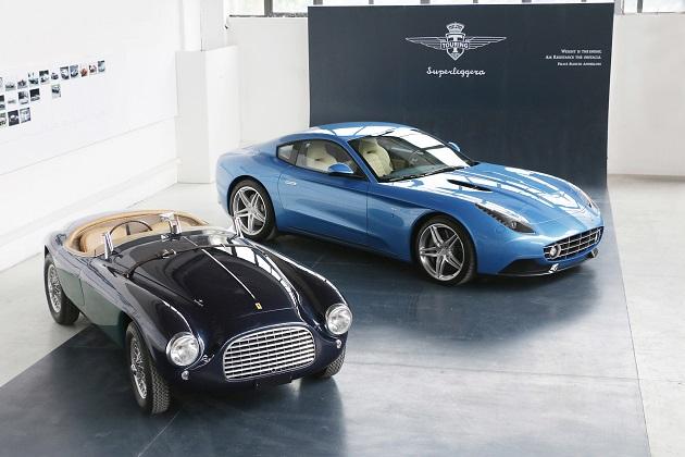 トゥーリング・スーパーレッジェーラが、新旧2台のフェラーリをヴィラ・デステに出展