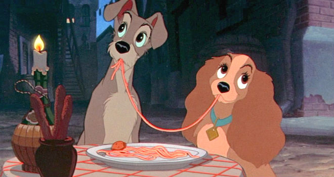 Lady and the Tramp 19 Things You Probably Didnt Know About