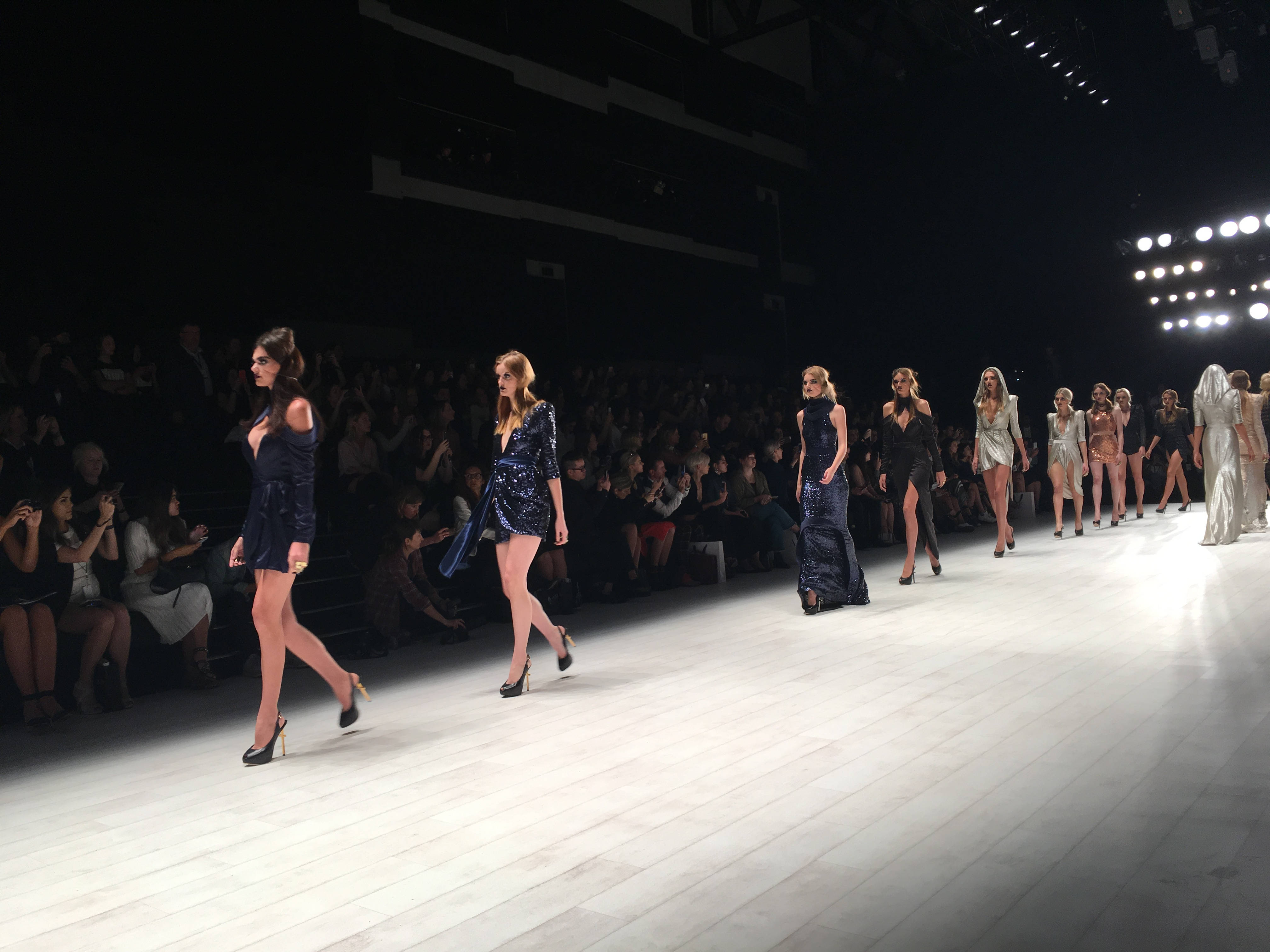 All The Best Bits From Day Two Of Fashion
