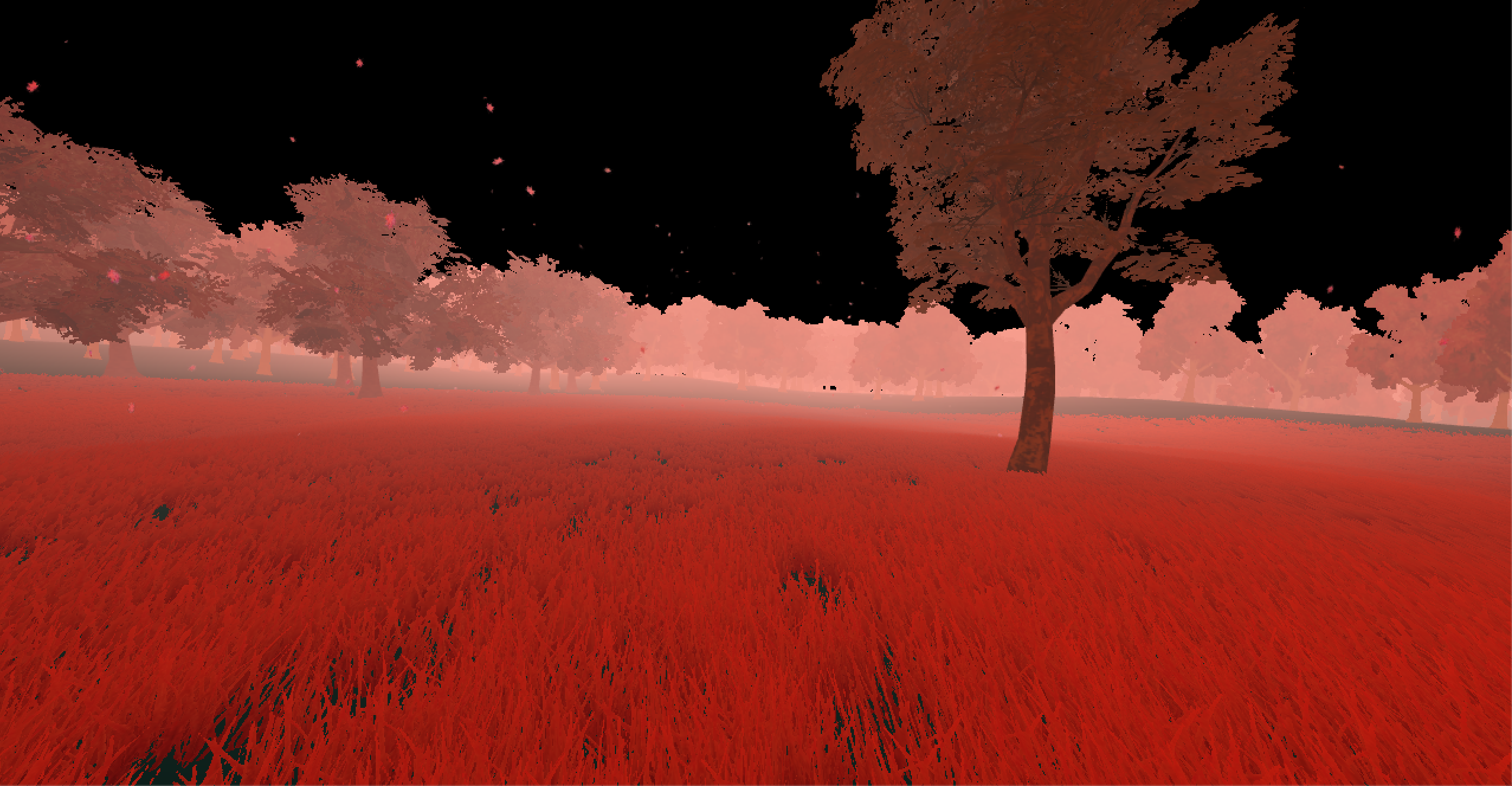 Exploring death through the isolation of VR