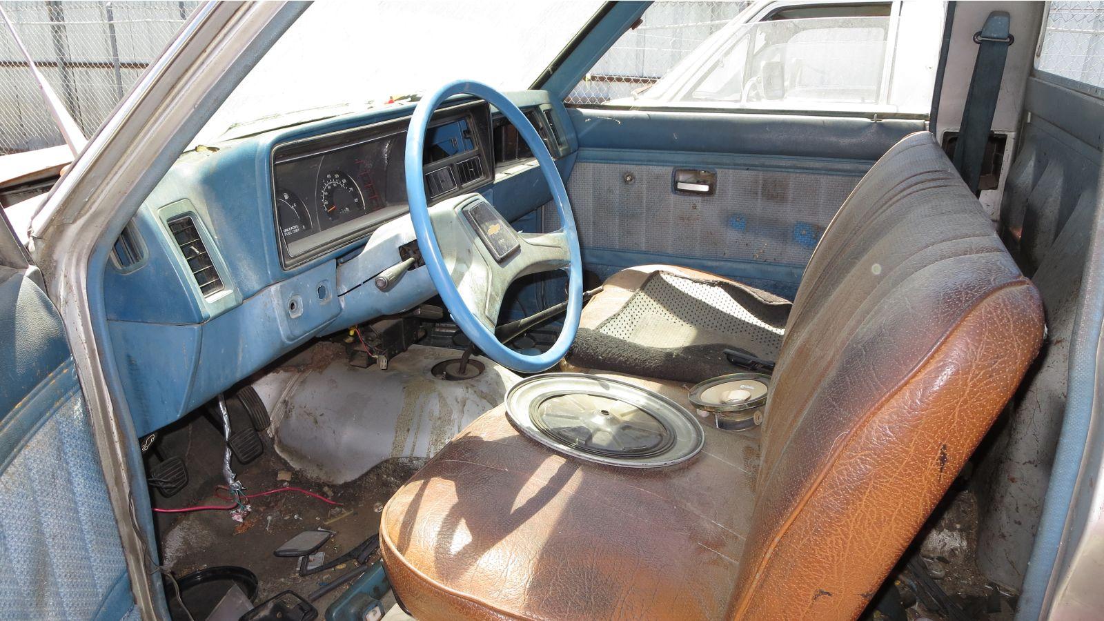 Junkyard Gem 1981 Chevrolet Luv Mikado Pickup Autoblog