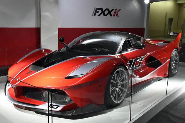 【レポート】1台3億円以上のフェラーリ「FXX K」、すでに完売 (ビデオ付)